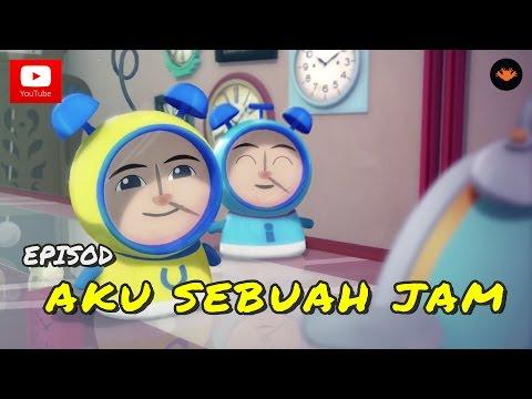 Upin & Ipin Musim 10 - Aku Sebuah Jam HD (Full Episode)