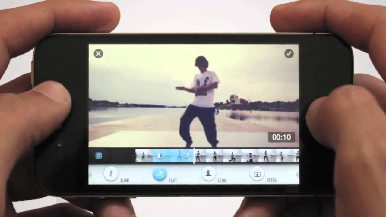 Как сделать клип дома на телефоне