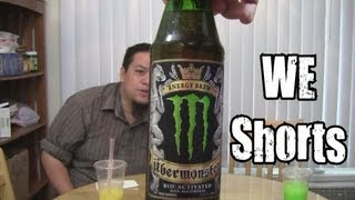 WE Shorts - Ubermonster Energy Brew