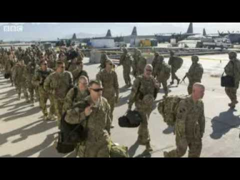 BBC News Will Afghanistan descend into civil war when US troops leave
