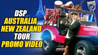 DSP Australia New Zealand Tour Promo Video
