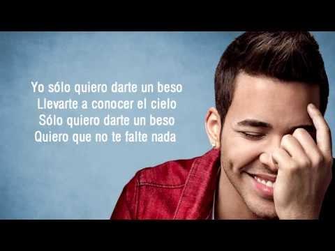 Prince Royce - Darte Un Beso + Letra