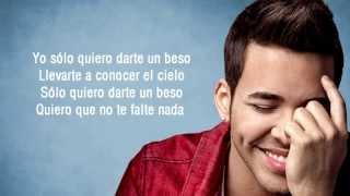 Prince Royce Darte Un Beso + Letra