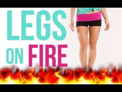 Legs on Fire | POP Pilates