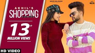 Shopping Karwade  – AKHIL ft Ritu Punjabi Video Download New Video HD