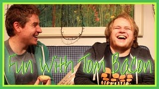 Mince Pie Song Contest with Tom Bacon