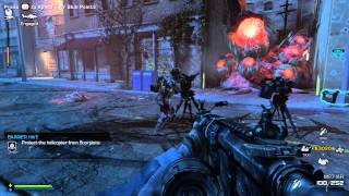Call Of Duty Ghost Hive 13 On Extinction (1 Hour Gameplay
