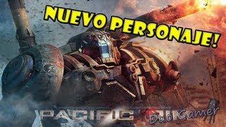 Pacific Rim- Gameplay Coyote TangoNuevo Personaje DLC