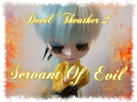 Servant Of Evil - MV Pullip/Taeyang ~The Saga Of Evil 2~