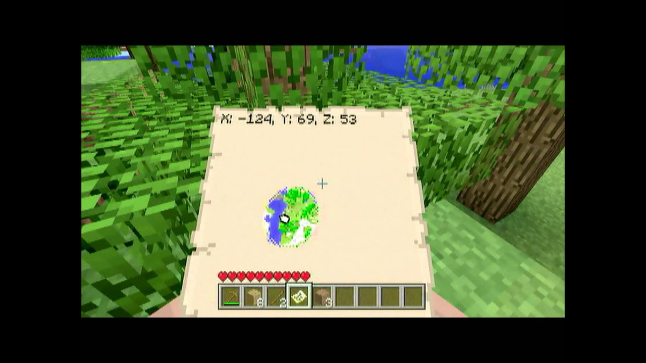 Minecraft Tutorial World