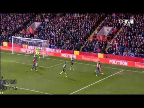 image video les buts match crystal Palace [1-0] Stoke City