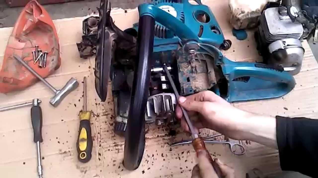 Ремонт электрогазонокосилки интерскол своими руками 78