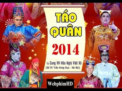 Táo quân 2014 Full HD - Hài tết 2014