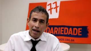 Valdir Correia – Presidente municipal do Solidariedade Rondonópolis-MT