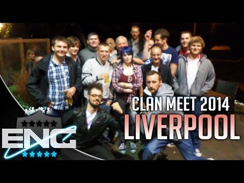ENG Visits: Liverpool - Clan Meet 2014 | UK BF4 Clan England-Clan.co.uk