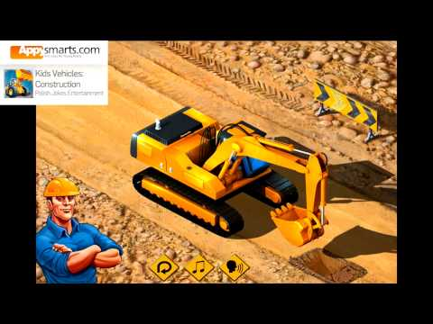 Kids Construction Trucks