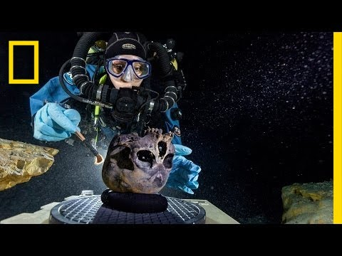 The Americas' Oldest Most Complete Human Skeleton