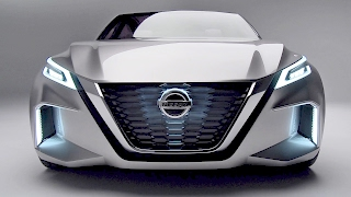 Nissan Vmotion 2.0 – 2017 Design Award for Best Concept Vehicle. YouCar Car Reviews.