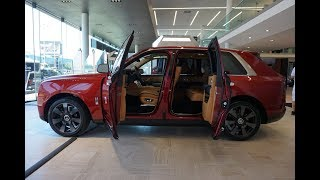 2019 Rolls-Royce Cullinan - LAUNCH EDITION Walkaround in 4K