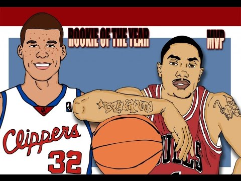 Derrick rose and Eric Gordon vs Blake Griffen in Highschool