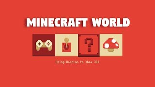 How To: Download Worlds On Minecraft Xbox 360 Edition