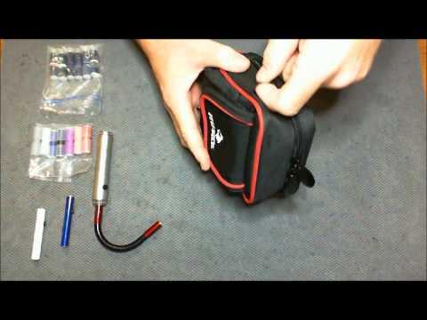 Husky Tool Pouch for holding E-cig Gear