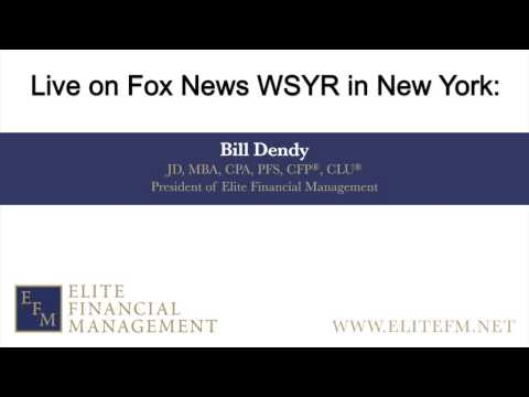 Bill Dendy featured on the radio in New York - Oct 2013