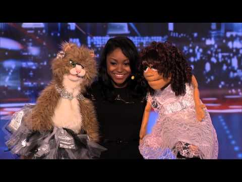 Ventriloquist Sings Opera on America's Got Talent