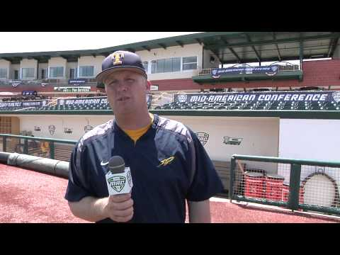 MAC Baseball Tournament Preview: Toledo Head Coach Cory Mee