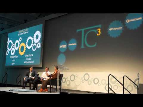 2013 #TC3Summit: Fireside Chat with Sprint and SoftBank Part II