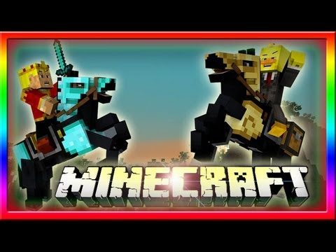 MineCraft 1.6 Horses Music Video!, MineCraft 1.6 Horses Music Video! Download Song for Free: http://www.mediafire.com/?6pwuyd7epbiv5dx Hope you guys enjoy the Music video, the song was written...