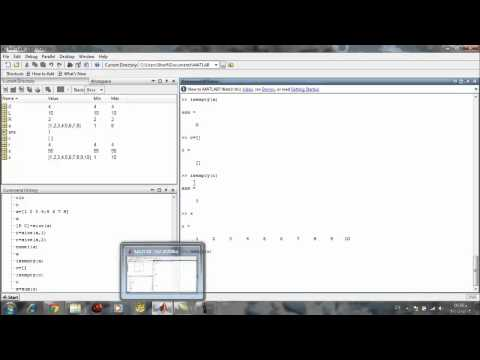 chapter2 part1 MATLAB Course By Sherif mamdouh Nour