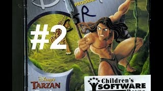 Tarzan (PC) Walkthrough Level 2. Going Ape