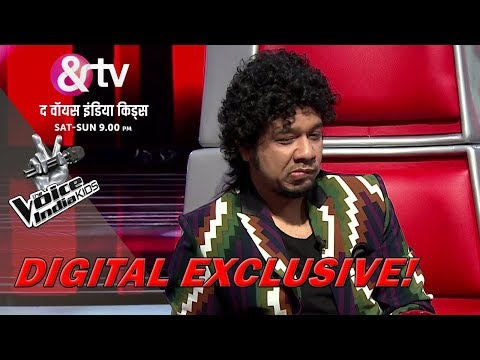 Coach Shaan & Papon's Goofy Conversation | Moment | The Voice India Kids - Season 2