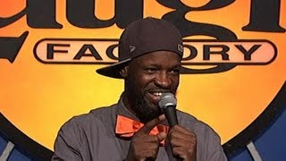 Laugh Factory: Yoursie Thomas: Messing with Migrants (Stand up Comedy)