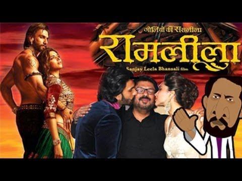 Ramleela Theatrical Trailer ft. Ranveer Singh & Deepika Padukone