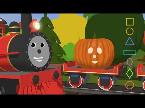 Learn  Shapes with Shawn the Train