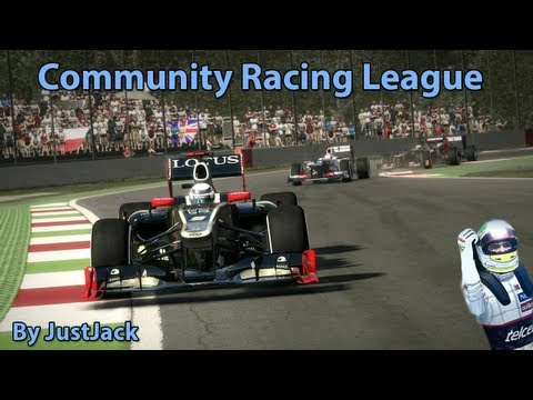 Community Racing League- (Round 3) Abu Dhabi