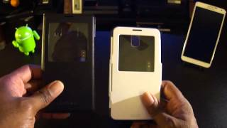 Samsung Galaxy Note 3 Review Of Slim Armor View Case By