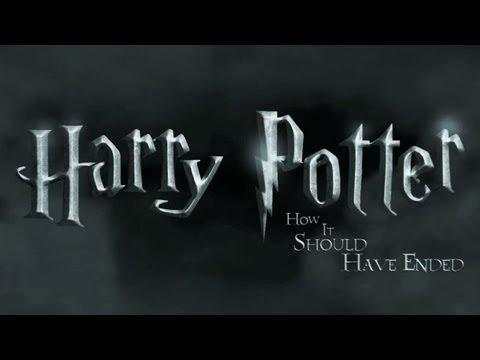 How Harry Potter Should Have Ended