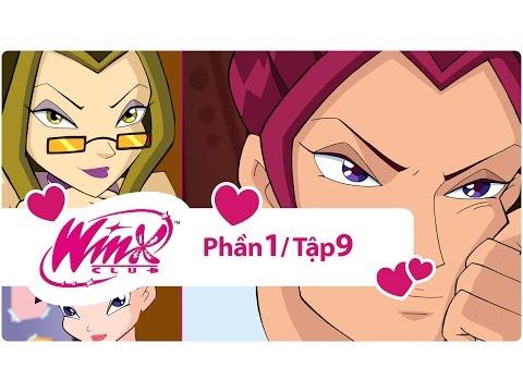 Winx Club Phần 1 - Những tiên nữ Winx xinh đẹp - Tập 9
