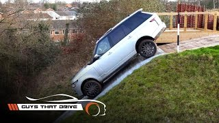 Range Rover SV Autobiography V8   A Supercharged Adventure Weekend    GTD Road Trips