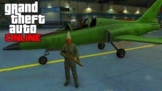 GTA 5 Online Musket Coming Back Soon Flight School DLC