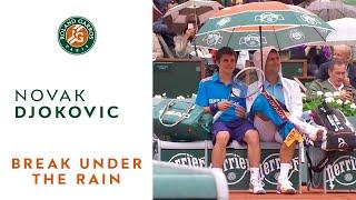 O grande gesto humilde e inesperado de Novak Djokovic!