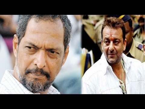 Nana Patekar lashes out against Sanjay Dutt