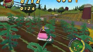 Let's Play Simpsons Hit & Run 3 Fin Del Episodio 1
