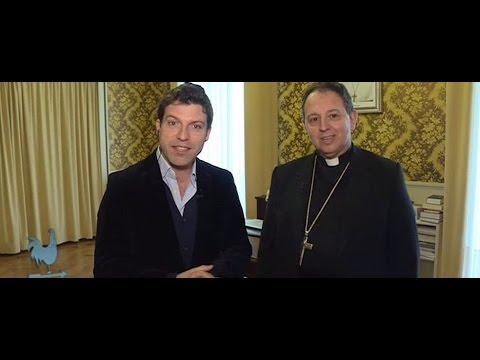 A Sanremo col il Vescovo Mons. Suetta