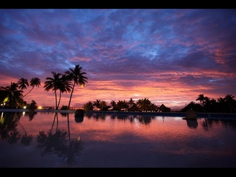 Beautiful TAHITI Chillout and Lounge Mix Cafe Del Mar 2014