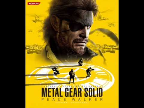 Metal Gear Solid: Peace Walker OST Music - Main Theme