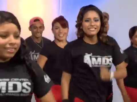 En Forma, Bailoterapia con Marino Show Dance 2do Programa 2/3
